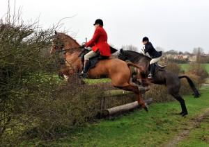 Bury Farm Jump